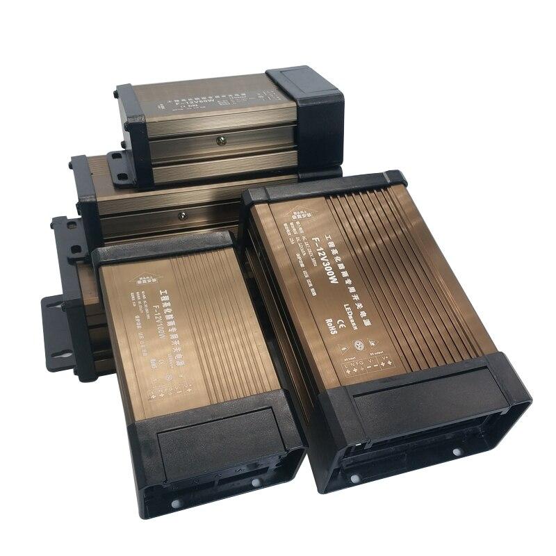 5 12 24 V Вольт импульсный источник питания AC DC 5v 12V 24 V источник питания 5A 8A 10A 15A 20A 220V до 5V 12V 24 V открытый непромокаемый SMPS