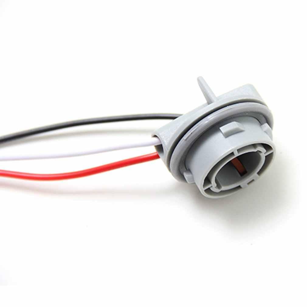 Toma de faro hembra H13 9008 conector adaptador de arnés de cable de enchufe Led