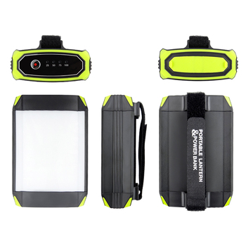 Flasher Mobile Power Bank Flashlight USB Port Camping Tent Light Outdoor Portable Hanging Lamp 30 LEDS Lantern Camping Light 5