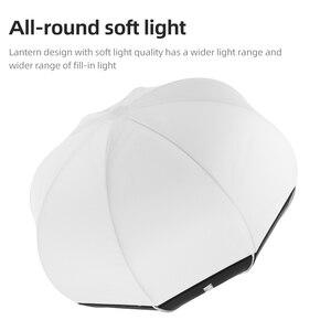 Image 2 - أمبيتفول مصباح سوفت بوكس دائري 80 سنتيمتر 31.5 بوصة ، قابل للطي ، تركيب سريع ، محمول ، لفلاش استوديو Bowens Profoto Elinchrom