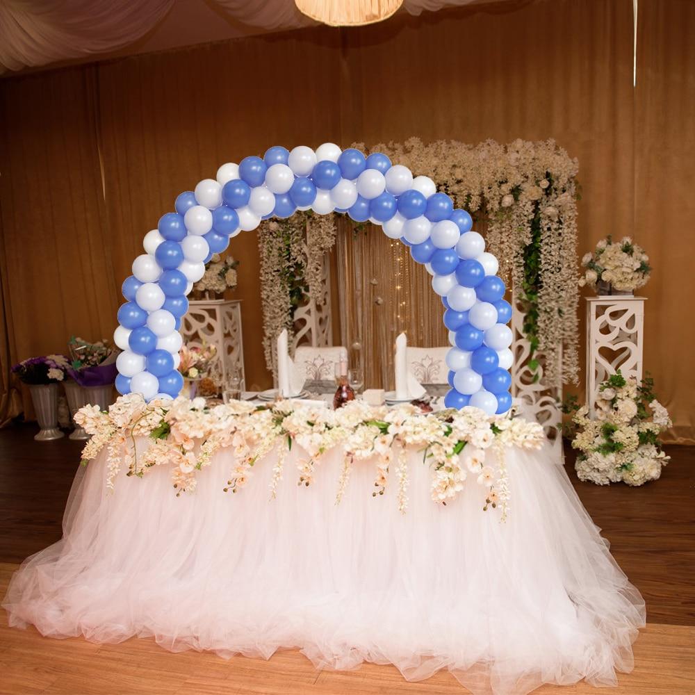 Kit Arch Column Decorations Birthday Set Quality Wedding Stand Frame Base Party Balloon Balloons High 39pcs DIY Adjustable