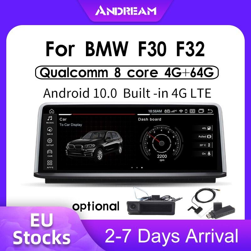 Genuine BMW F20 F30 F32 F10 F12 F01 F15 F25 Sensore di temperatura esterna Plug V