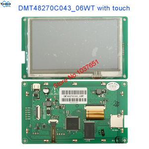 Image 2 - DMT48270C043_06W重量 4.3 インチdgus ii tft液晶モジュールdwin