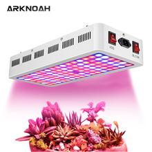 ARKNOAH LED Grow Light Full Spectrum 1000W Double Chip For Indoor Greenhouse Grow Tent Phyto Lamp for Plants Veg and Bloom marshydro mars ii 1600w led grow light indoor plants full spectrum lighting hydroponics for garden veg and bloom