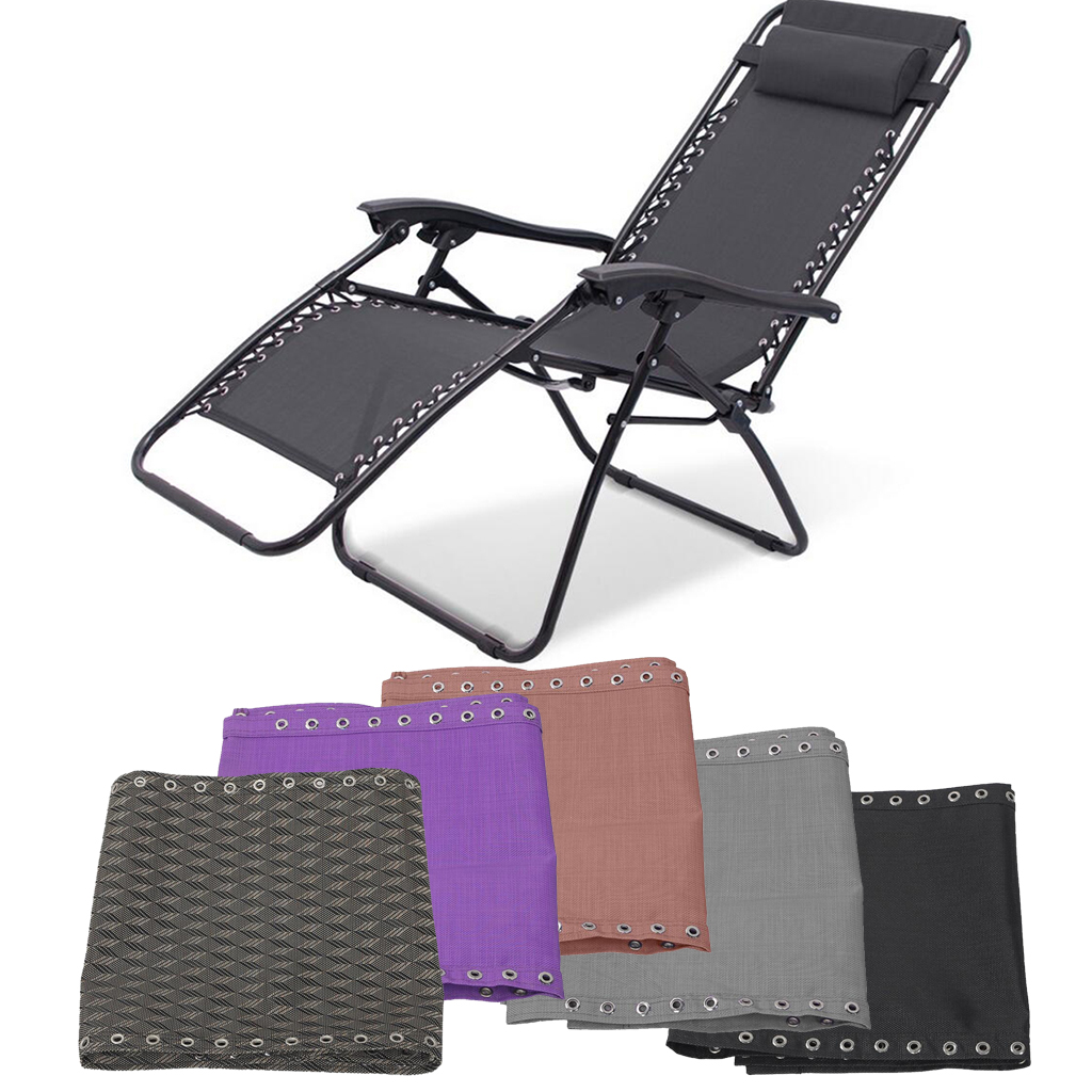 Recliner Replacement Cloth For Anti Gravity Chairs With Ready Made Pouch Holes 63x17inch