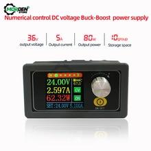 S3580-W CNC DC DC Buck Boost Converter CC CV 0,6-36V 5A 80W Ausgang Power Modul Geregelte labor Power Liefern Variable