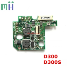 Second hand For Nikon D300S D300 Power Board DC/DC PCB Powerboard Bottom Base Plate Camera Replacement Spare Part