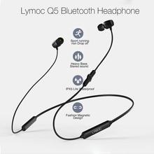 LYMOC Q5 Bluetooth Earphones Sport Wireless Headphone 48Hrs Talktime Neckband Stereo Headsets Running for iPhone Xiaomi Huawei