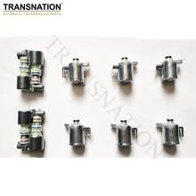 Transnation M11 QR640AHA yeni OEM Solenoid kiti otomatik şanzıman Solenoid vana Fit Korando 6 hız