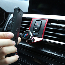 Mobile-Phone-Holder Trim for BMW 1-2-3-4-series/Gt/F22/.. Aluminum-Alloy