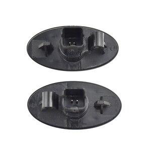 Image 5 - Sıralı yanıp sönen LED dönüş sinyali yan işaretleyici ışık Citroen C1 C2 C3 C5 C6 Jumpy Peugeot 307 206 için 207 407 107