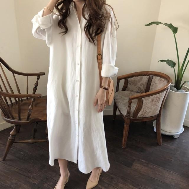 long shirt dress comfy and fresh 4