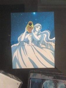 Image 4 - דגם אוהדי Saint Seiya בד מיתוס דלי קאמי Cygnus Hyoga פתית שלג אפקטים מיוחדים