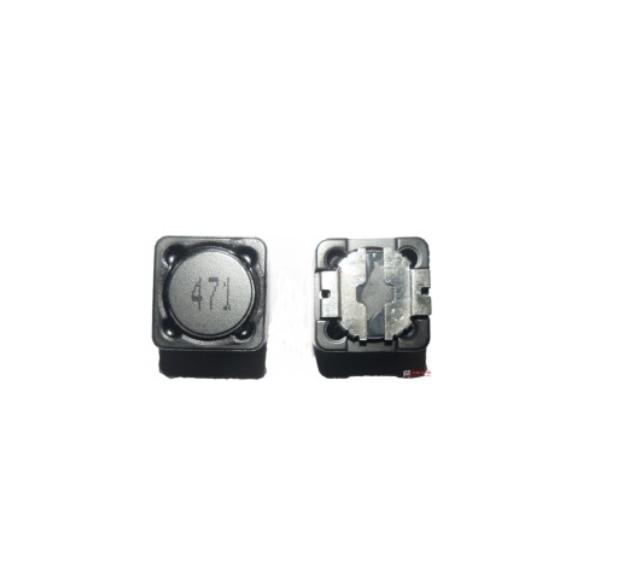 50pcs / Lot CDRH127 Chip Power Shielding Inductance Rh127 Cd127r 47uh 12 * 12 * 7mm Lettering 470