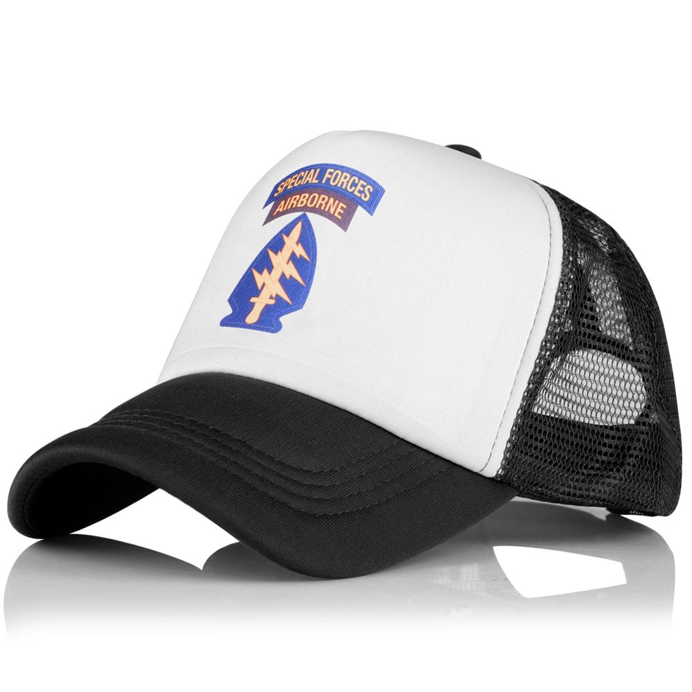 US AMERICAN SPECIAL FORCES BASEBALL CAP STRAPBACK SUN HAT