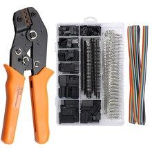 SN-28B+1550Pcs dupont crimping tool…