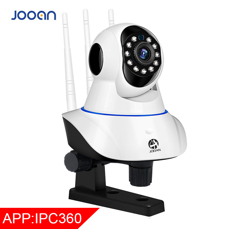 JOOAN IP Camera 1080p Wireless Home Security IP Camera Surveillance Camera Wifi  CCTV Camera Baby Monitor With 30days Free
