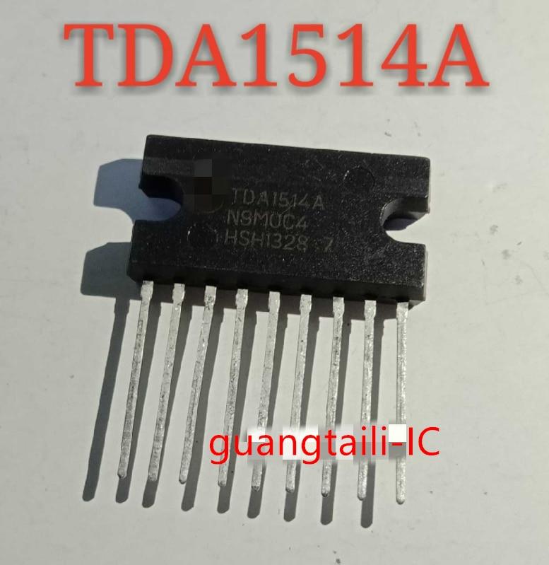 5 قطعة TDA1514A TDA1514 ZIP 9 50 واط عالية الدقة المستوردة الصوت مكبر كهربائي جديد الأصلي أجزاءقطع غيار مكيف الهواء   -