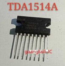 5 pces tda1514a tda1514 zip 9 50w de alta fidelidade importado áudio amplificador de potência peças originais novas