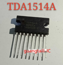 5PCS TDA1514A TDA1514 ZIP 9 50W ad alta fedeltà audio importato amplificatore di potenza Nuovo originale di ricambio