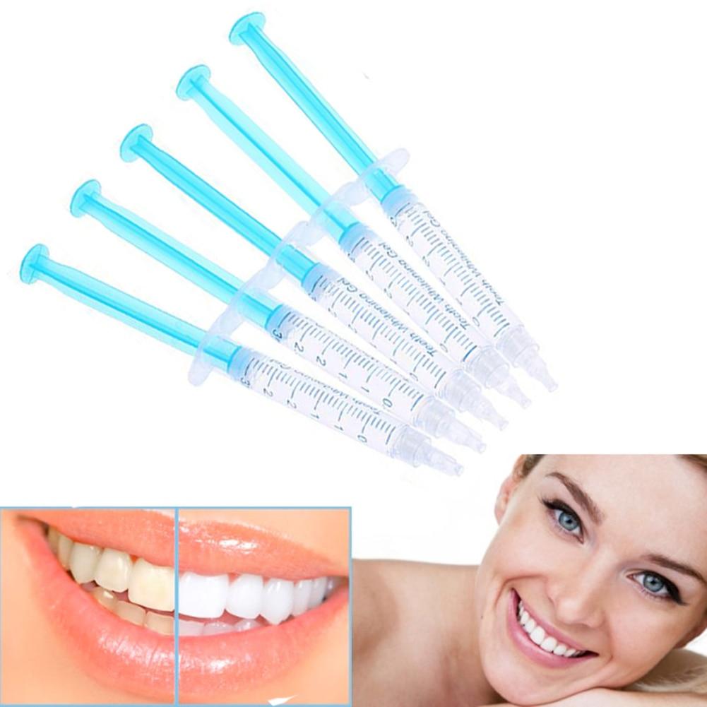3ML Teeth Whitening Gel Tooth Bleaching Peroxide Oral Gel Kit Tooth Whitening Dental Care