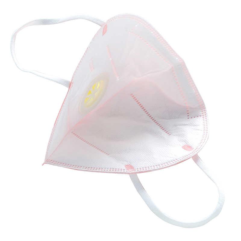 الغبار الهواء قناع مرشح تنفس مكافحة الضباب PM2.5 الدفء مقاومة الباردة الدافئة الغبار قناع كمامة للرماد