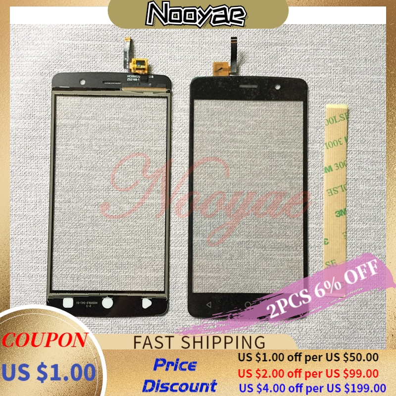 ES750 Sensor Phone Replacement Parts For DEXP Ixion ES750 Touch Screen Digitizer Glass Panel