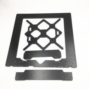 Reprap Prusa i3 MK3 cadre bricolage MK3 i3 Aluminium composite simple feuille cadre 6mm mélamine Prusa i3 3D imprimante accessoire