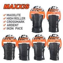 MAXXIS CrossMark 26/Ikon/Ritmo/ARDENTES Pneus MTB 26*1.95/2.2/2.25/2.4 27.5*1.95/2.1/2.2/2.4 29*2.2 Dobrável Pneu Mountain Bike Pneu