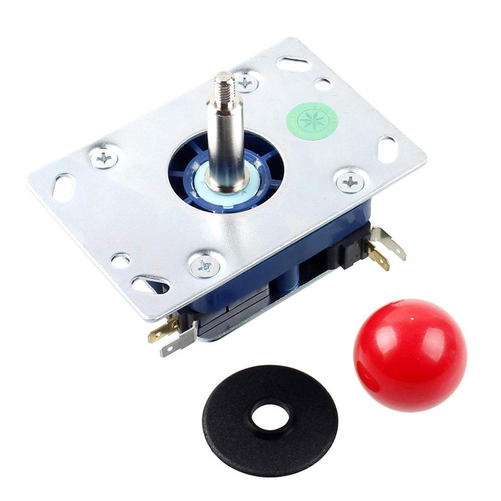 Nuevo juego de Arcade kit de bricolaje caja de Pandora 6 tablero de Jamma 1300 en 1 con botón LED de joystick de fuente de alimentación para máquina de gabinete de videojuegos - 5
