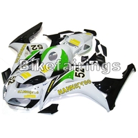 For Honda CBR1000RR 2006 2007 06 07 Motorbike Fairings Covers CBR1000 RR 06 07 Sportbike Cowling New White Black Yellow Panels