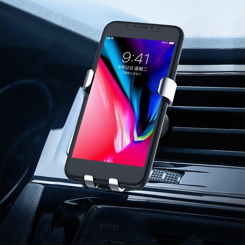 Автомобильный держатель для телефона подставка крепления на