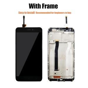 Image 4 - PINZHENG AAAA Original LCD Für Xiaomi Redmi 4X Display Touchscreen Digitizer Ersatz Für Xiaomi Redmi 4X LCD Bildschirm