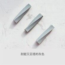 Warping Rotating Twist pencil plastic Eraser Wild Grey Spiral Design Without pvc Children Eraser Student plastic eraser