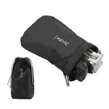 Saco de armazenamento para dji mavic mini/mini 2/mavic 2/ar 2 portátil bolsa pano macio à prova dwaterproof água caso de transporte protetor acessórios