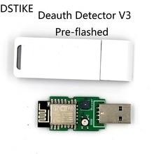 Dstike wifi deauth 検出器 V3 (事前フラッシュ) D4 010