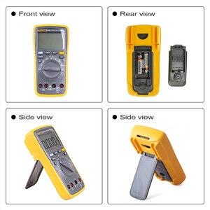 Image 4 - Fluke 17B+ Auto Range Digital Probe Multimeter Meter Temperature & Frequency