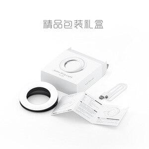 Image 5 - Handy Nachschub Lampe LED Live Nachschub Lampe Selfie Licht Artefakt Rund Schönheit Host Ring Licht Make Up Licht