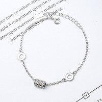 bracelet arrow crystal round bracelet ladies retro bracelet women fashion jewelry BX3