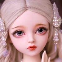 1/3 bjd puppe geschenke für mädchen Vollen satz Puppe Mit Kleidung Ändern Augen DIY Puppe Beste Valentinstag Geschenk handgemachte Schönheit Spielzeug