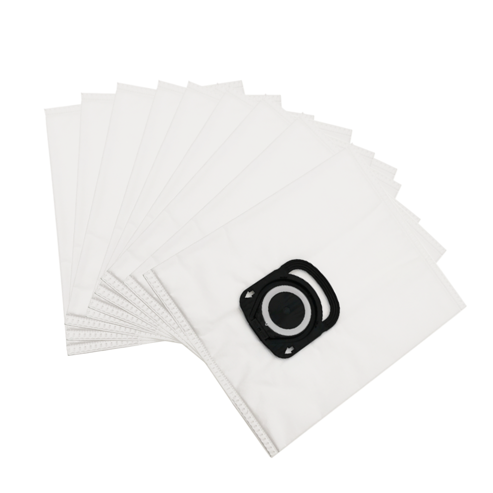 10pcs Dust Bag High Filtration For Rowenta ZR200720 Hygiene And Anti-Odor + Animal Care
