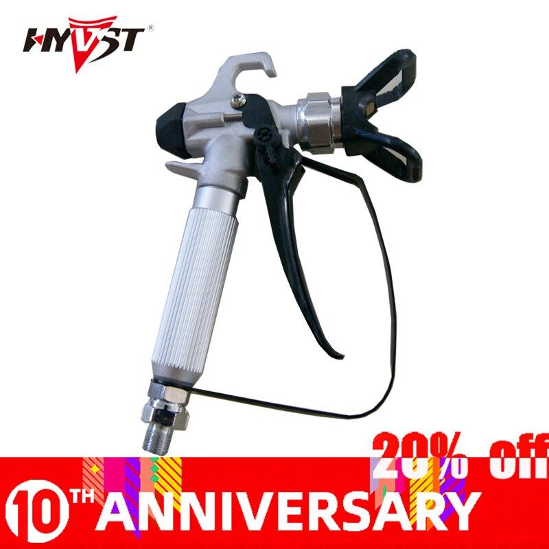 Professionaalne kõrgsurveõhuvaba pihustuspüstol, värvi sirge - Elektrilised tööriistad - Foto 1