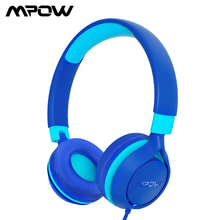 Mpow CHE1 Kids Headphones Boys Girls Wired Headset With Mic