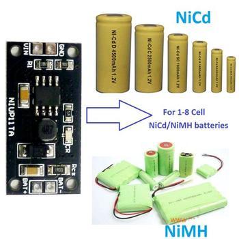 1 S-8 S зарядное устройство NiMH NiCd модуль зарядки 2S 3S 4S 5S 6S 7S 1,2 V 2,4 V 3,6 V 6V 4,8 V 7,2 V 8,4 V 9,6 V