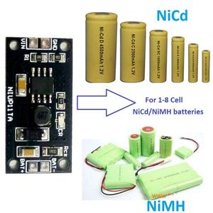 1S - 8S Cell NiMH NiCd Battery Charger Dedicated Module Charging Board 2S 3S 4S 5S 6S 7S 1.2V 2.4V 3.6V 4.8V 6V 7.2V 8.4V 9.6V