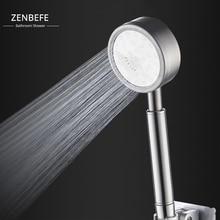 ZENBEFE 304 stainless steel shower head pressurized bath shower shower single head shower pressurized bath shower head