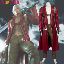 Dante Cosplay Costume Men's DMC Costume