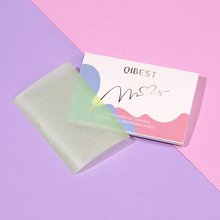 QF51 Green Tea Facial Cleansing Wipes Oil Control Paper Makeup Remover Oil Absorbent Paper Facial Tissues Beauty Skin Care