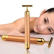 Slimming Vibration Facial Beauty Massager Energy Vibrating B