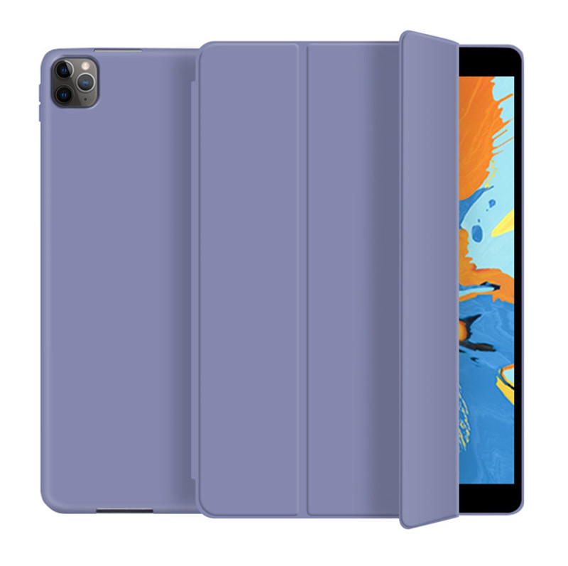 Purple Blue New for Apple ipad 2020 11inch case A2230 silicone protective cover for ipad pro 11 case